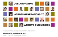 Collaborating Across Generations to Achieve Our Mission