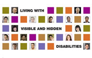 Living with Visible & Hidden Disabilities