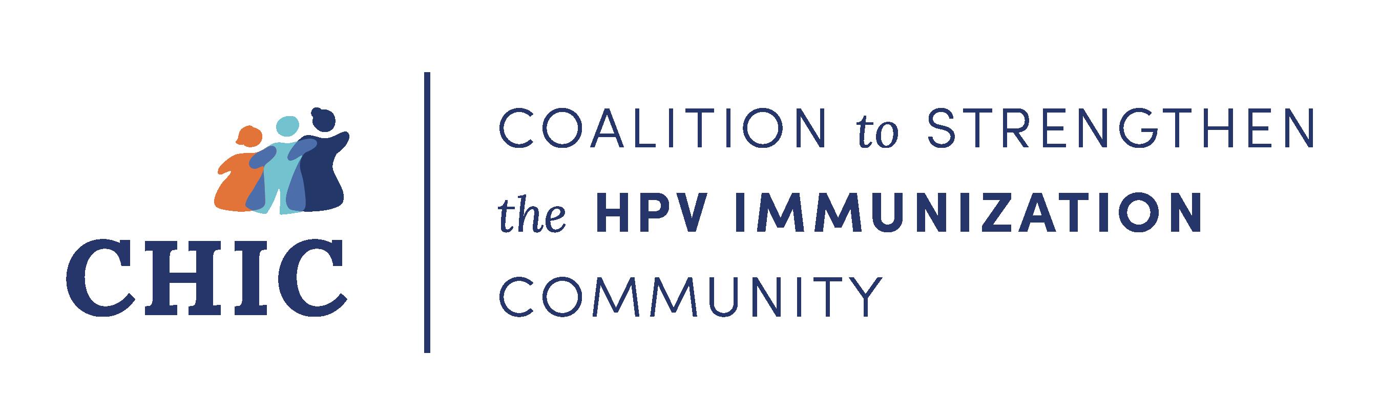 Coalition to Strengthen the HPV Immunization Community (CHIC) Logo