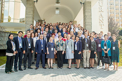 South East European and the Newly Independent States Program Alumni