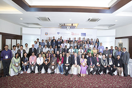 2017 South Asia Regional Tobacco Control Program Alumni