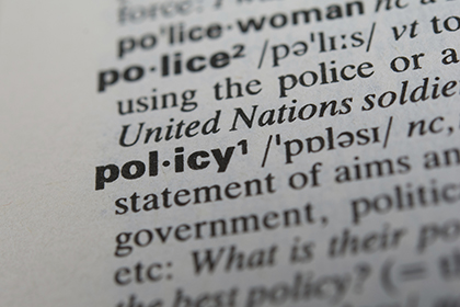 Policy Definition