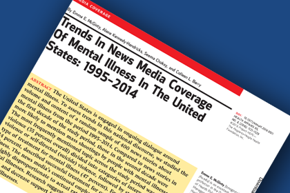 Report cover of Mental Health and Gun Violence