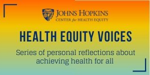 Health Equity Voices Series