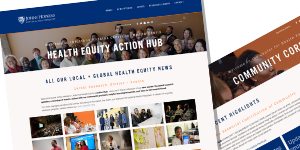 Visit the Action Hub for Health Equity