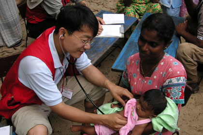 Health Assessment in Sri Lanka