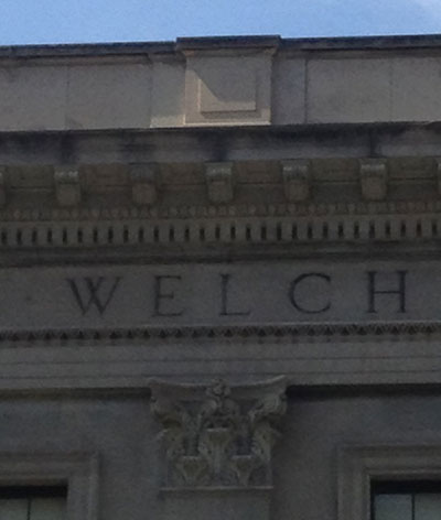 Welch Library
