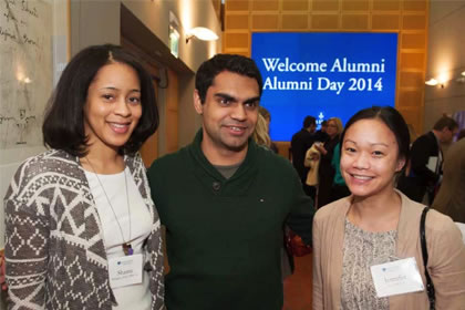 Welcome Alums!