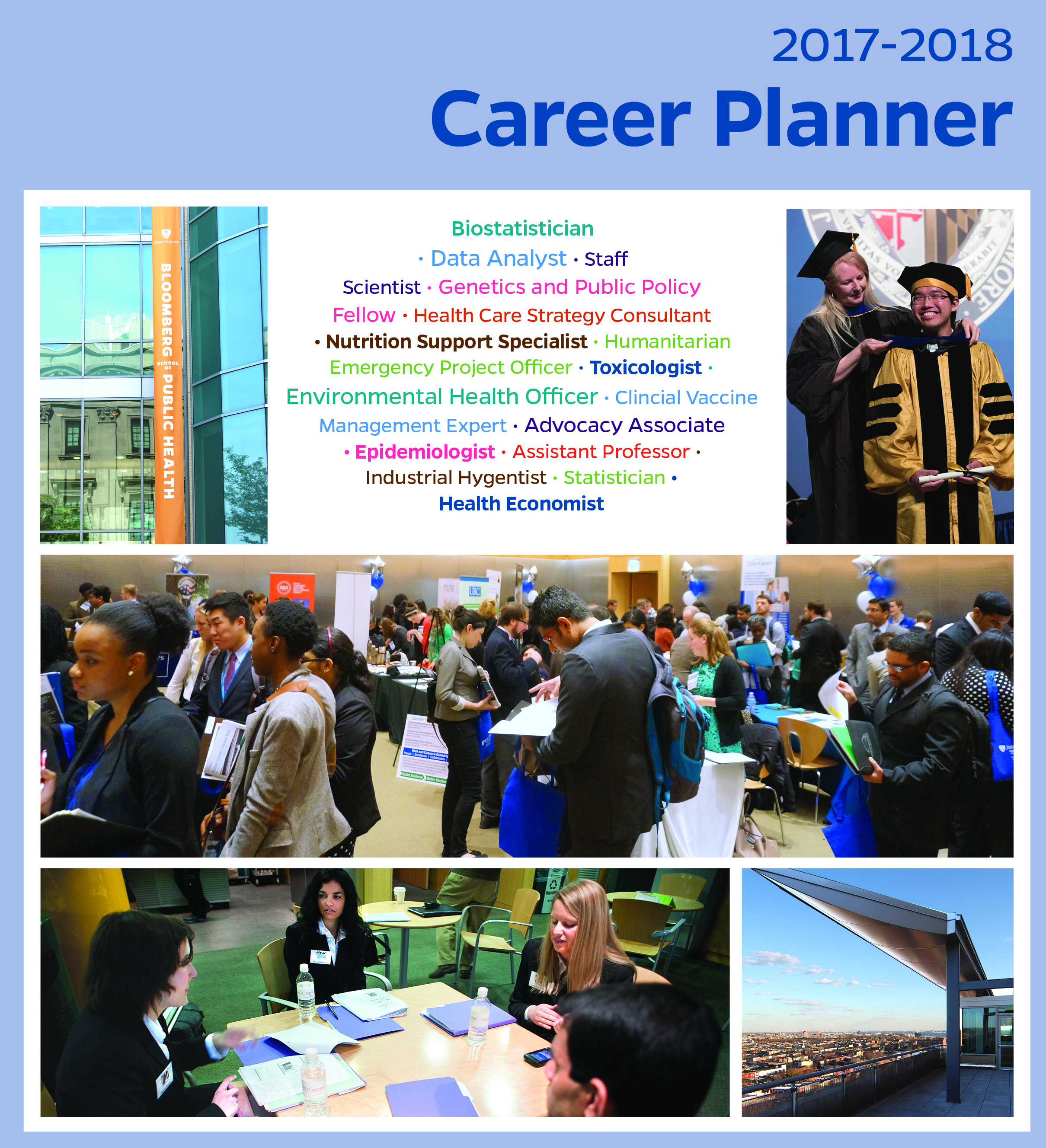 Career Services & Internships