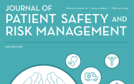 Journal of Patient Safety and Risk Management
