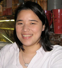 Elizabeth Dzeng, 2007 Gates Cambridge Scholar