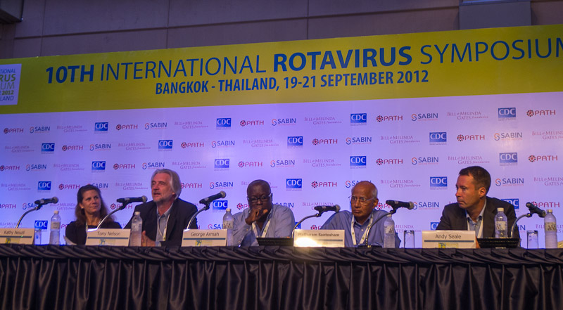 Panelists at the ROTA Council session
