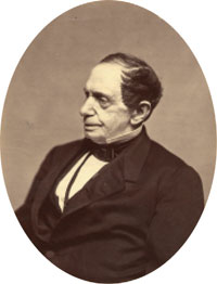 Portrait of Johns Hopkins