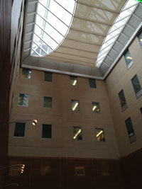 Reading Room atrium