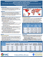 Pneumococcal disease in older children and adults globally: Results from the AGEDD Project