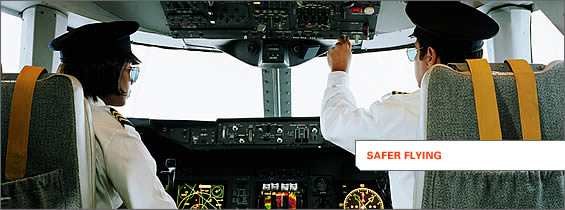 Safer Flying