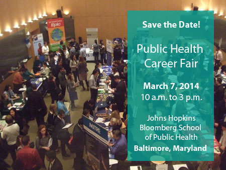 Save the Date - Career Fair - March 7, 2014