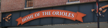 Home of the Orioles