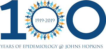100 Years of Epidemiology @ Johns Hopkins