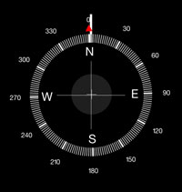 Compass for Orientation