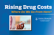 Rising Drug Costs Events anchor image