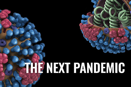 The Next Pandemic Event with the Smithsonian