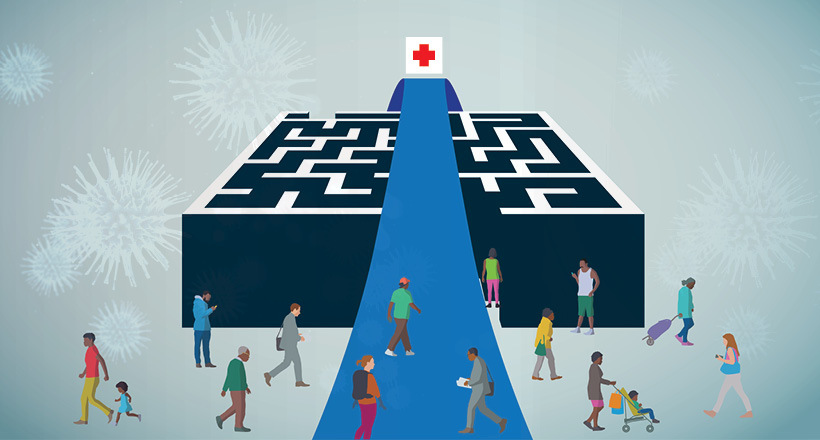 How Health Disparities Are Shaping the Impact of COVID-19 - COVID ...