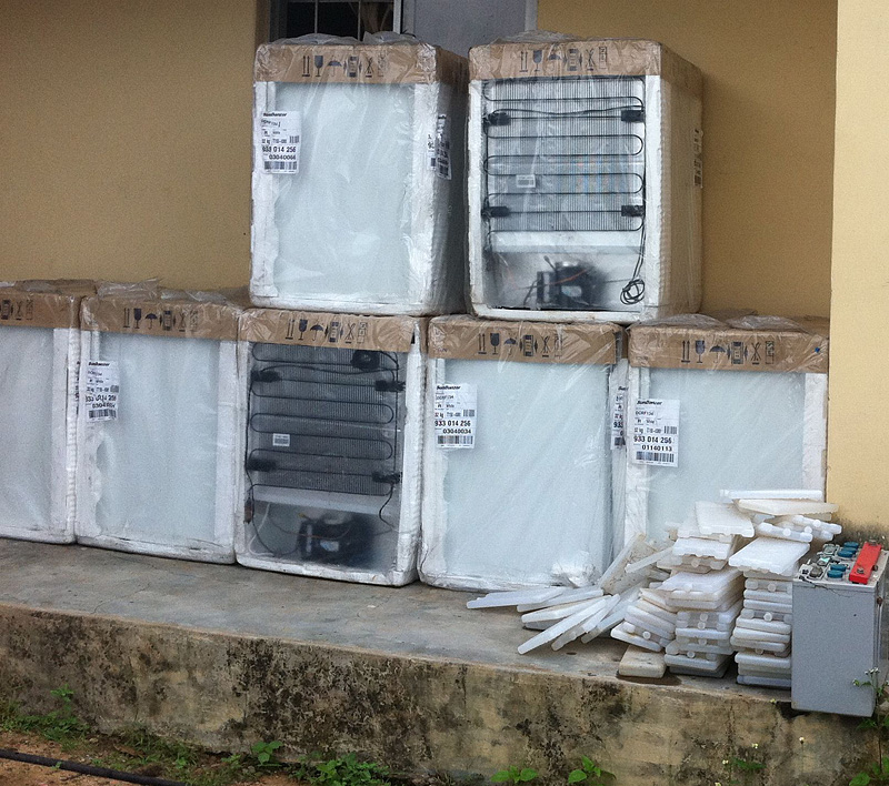 Vaccine Cold Chain Storage: Refrigerators in Nigeria