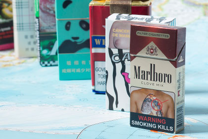 A Graphic Approach to Cigarette Warning Labels