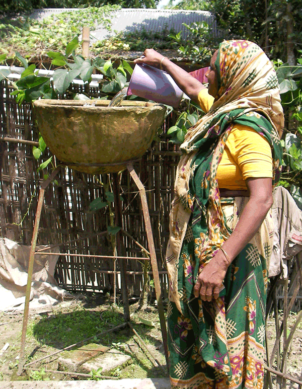 Water filter Bangladesh