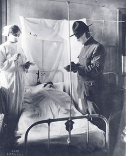 The Great Influenza of 1918