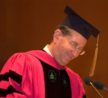Alfred Sommer, Convocation 2005