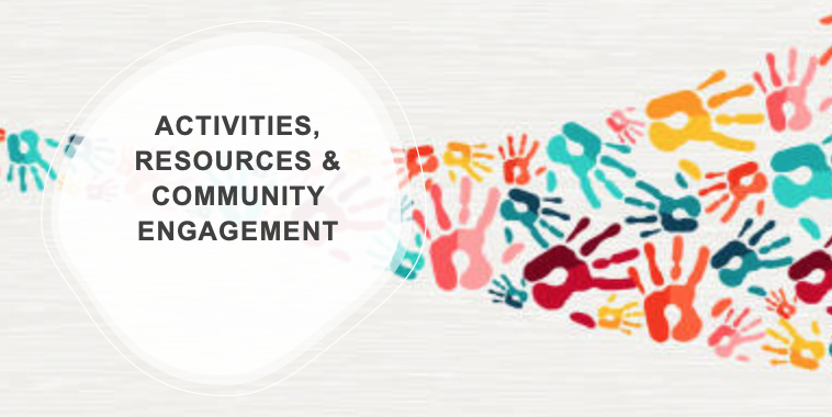 Diversity and Inclusion Activities Resources Community Engagement