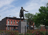 O'Donnell Square in Canton