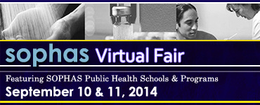 SOPHAS Virtual Fair