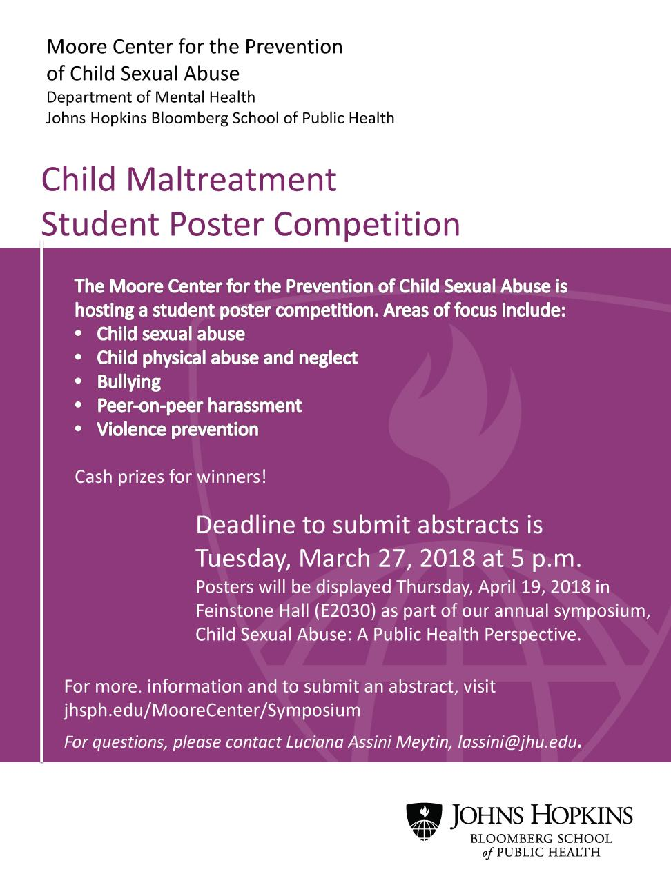 Student Poster Competition