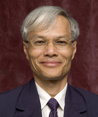 Kukeo Akhamontri, PhD, vice president of the Lao Association for Parliamentarians for Population and Development