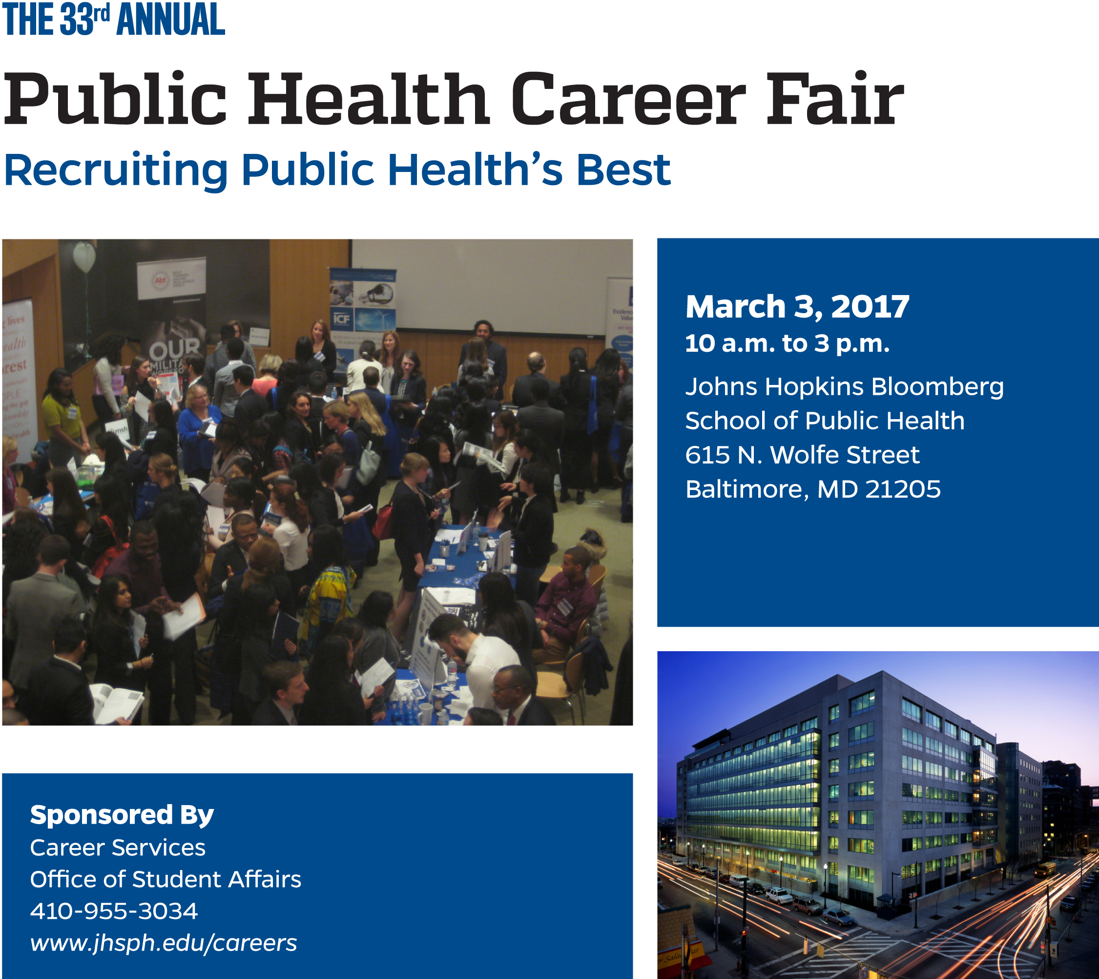 career fair events career services offices and services 2016 public health career fair
