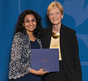 scholarship recipients honors and awards about johns hopkins