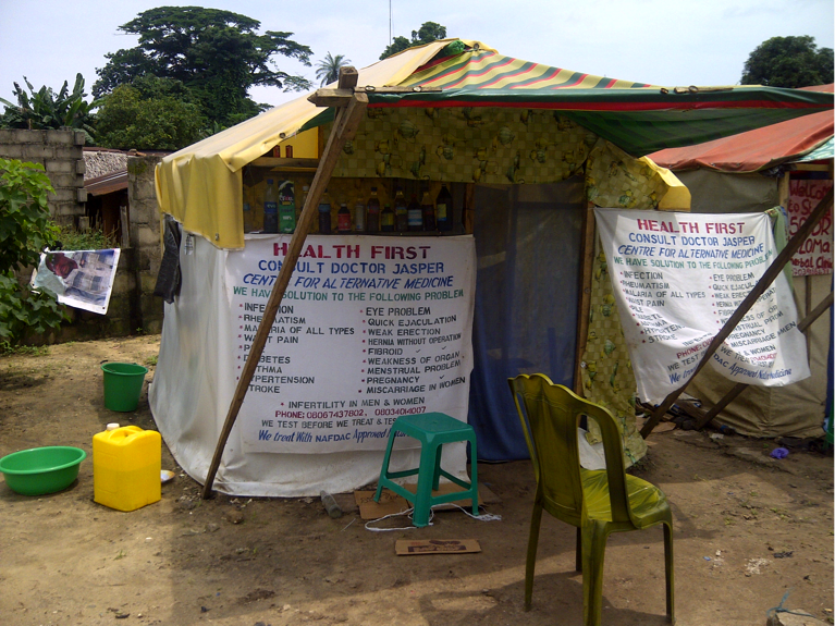 Health Clinic in Nigeria