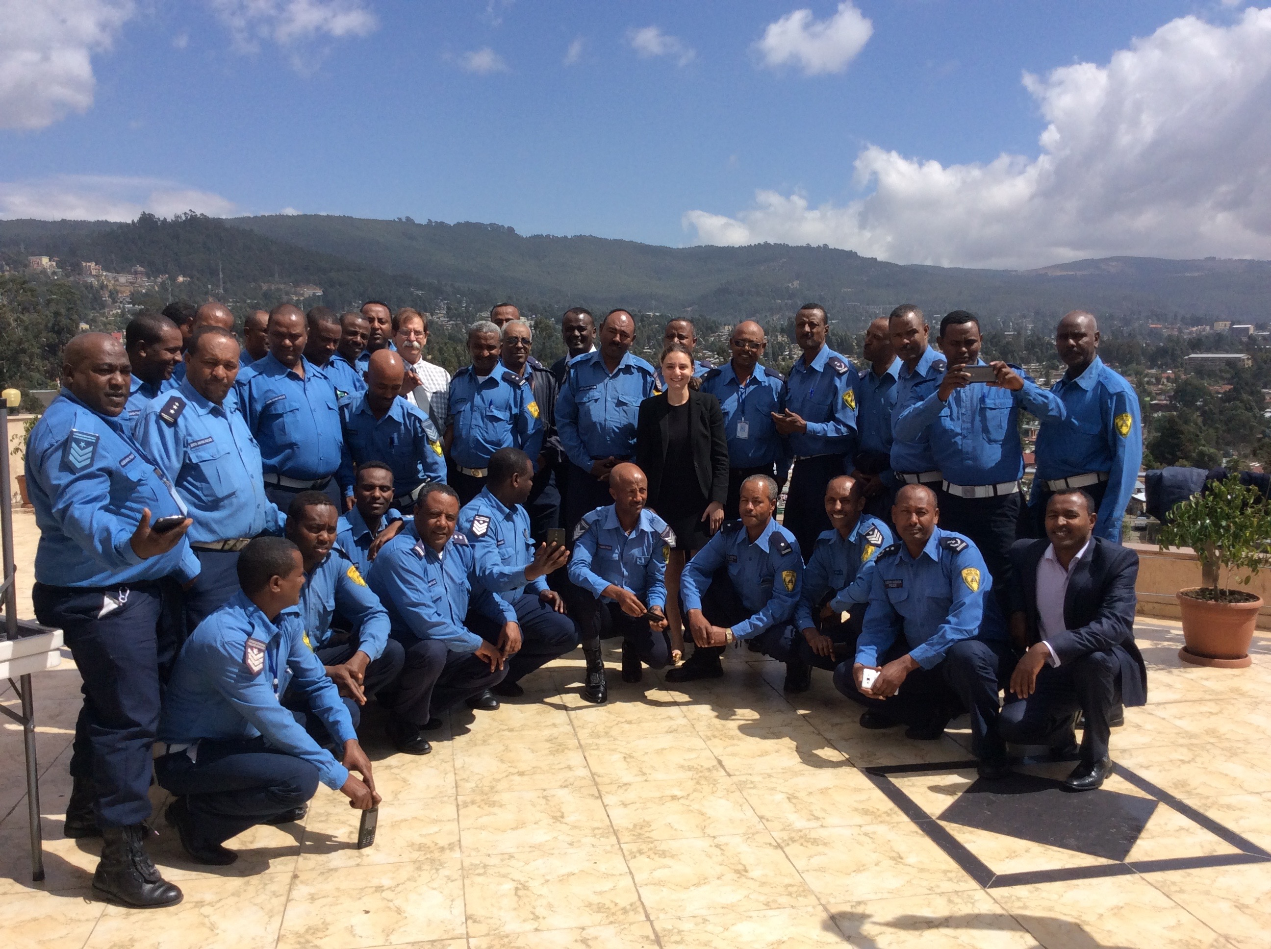 Addis Ababa Police Department
