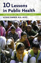 10 Lessons In Public Health book