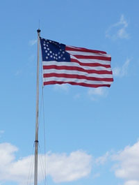 Flag at Ft. McHenry