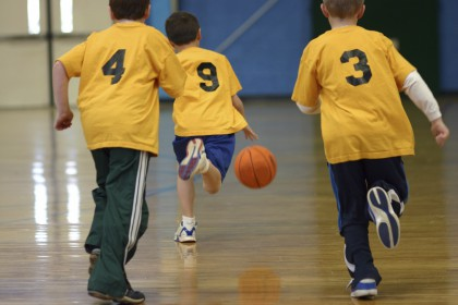 Kids Most Likely To Suffer Sport-Related Eye Injuries