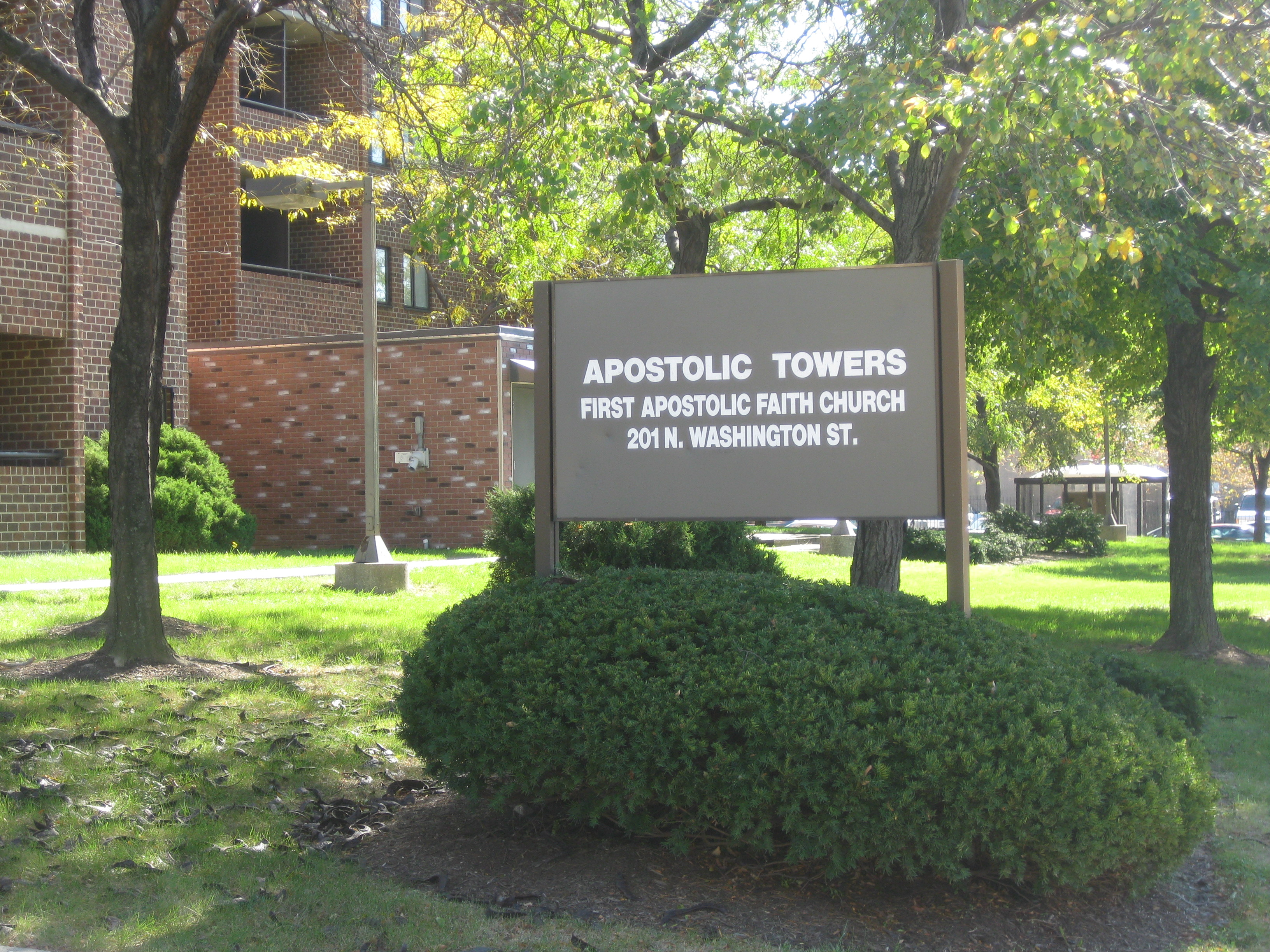 Apostolic Towers
