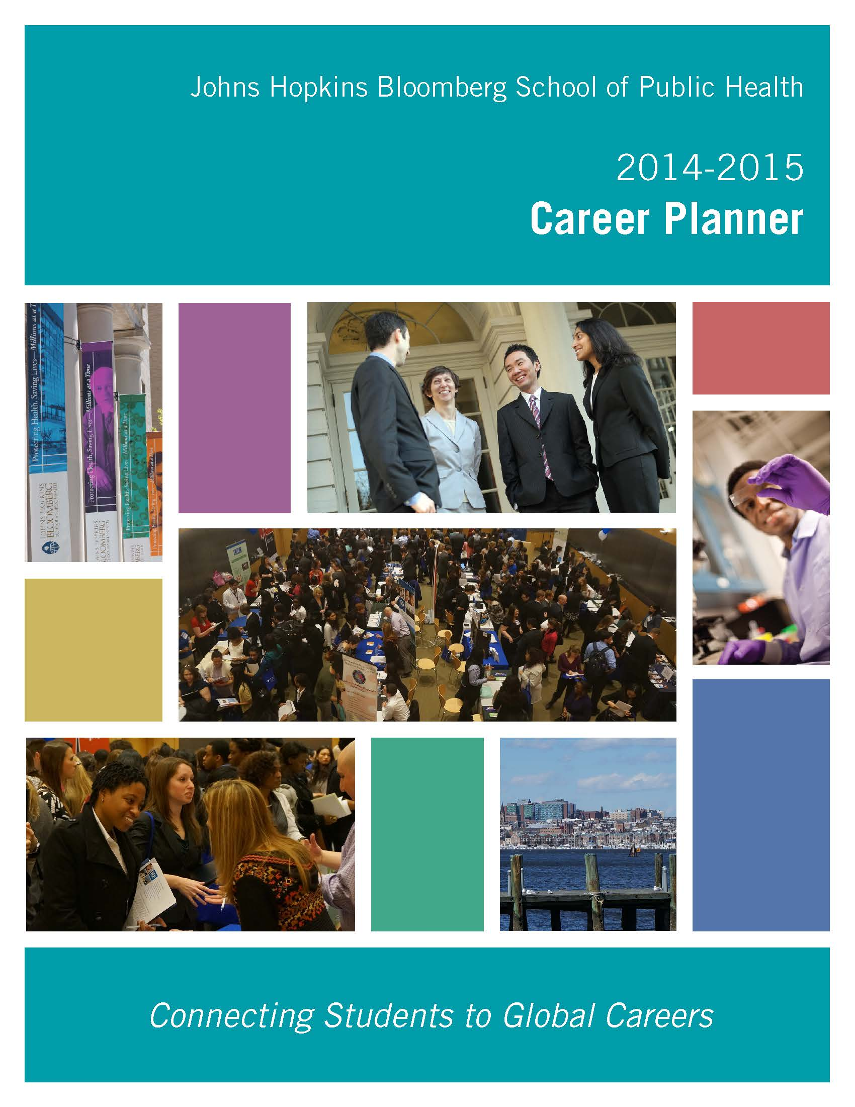 Career Planner Front Cover