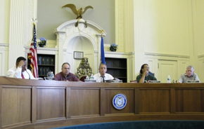 City Council Hearing Presiders