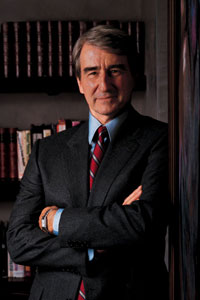 Sam Waterston actor Sam Waterston is the