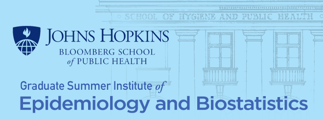 Events - Graduate Summer Institute of Epidemiology and Biostatistics ...