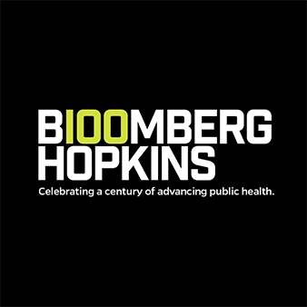 Bloomberg Hopkins Emerging Leader Award Logo